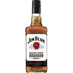 Jim Beam Bourbon whiskey Kentucky straight