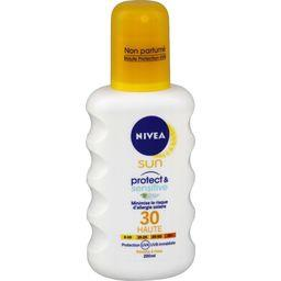 Sun - Crème solaire Protect & Sensitive FPS 30