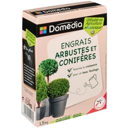 Engrais arbustes et conifères