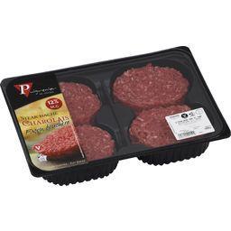 Steak haché charolais façon bouchère 12% MG