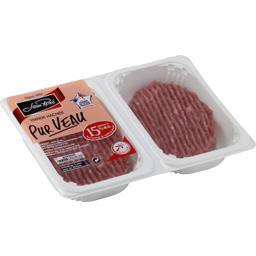 Steaks hachés de veau