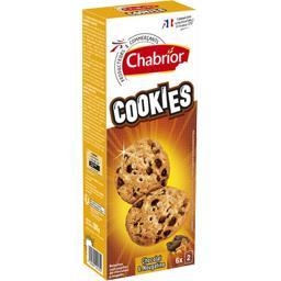 Cookies chocolat & nougatine