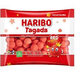 Haribo Haribo Bonbons Tagada Red l'Originale