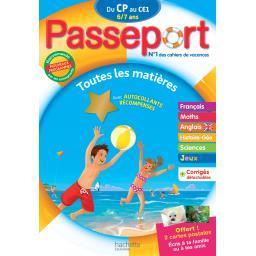 Passeport du cp au ce 1 - 6/7 ans