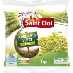 Flageolets verts fins