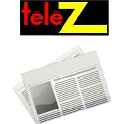 Télé z grandes chaines et TNT, votre magazine télé