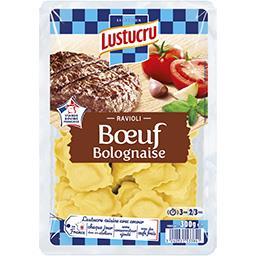 Ravioli bœuf bolognaise