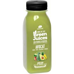 Green Juices - Jus avocat
