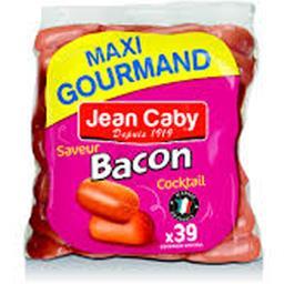 Saucisse Cocktail saveur bacon