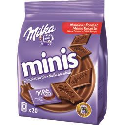 Minis chocolat au lait du pays Alpin