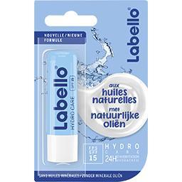 Soin des lèvres Hydro Care aux huiles naturelles