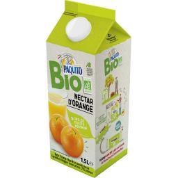 Nectar d'orange BIO