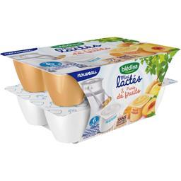 Mini Lactés - Dessert lacté & purée de fruits, 6 à 36 mois