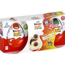 Kinder Joy - Crème-dessert lait et cacao avec fines gaufret...
