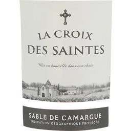 La croix des saintes, vin rosé