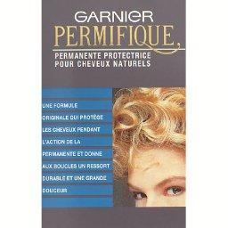Permifique, permanente protectrice pour cheveux natu...