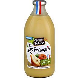 Le Jus Français de pommes poires