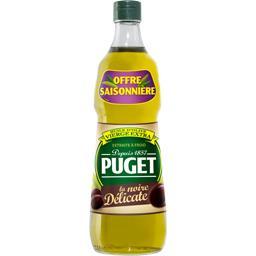 Puget Huile d'olive vierge extra La Noire Délicate