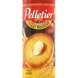Pelletier - Toasts briochés pur beurre
