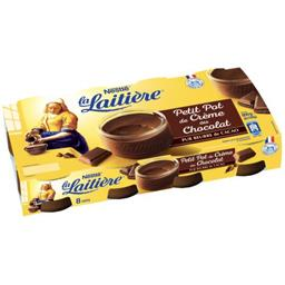 Nestlé La Laitière Le Petit Pot de Crème au chocolat