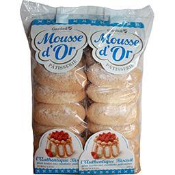 L'authentique biscuit pour toutes créations pâtissières