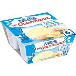 P'tit Gourmand - Crème de riz au lait, 6+ mois