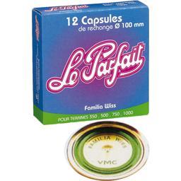 Capsules pour terrines Familia Wiss D110 mm