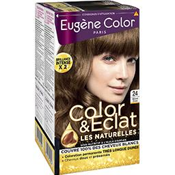 Les Naturelles - Coloration Blond doré 24
