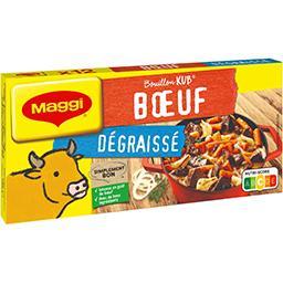 Maggi Bouillon Kub dégraissé bœuf