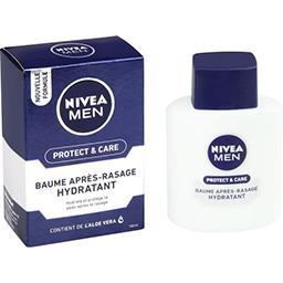 Baume après-rasage hydratant