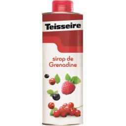Sirop de grenadine - EDITION COLLECTOR