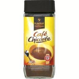 Café chicorée, le bocal,PLANTEUR DES TROPIQUES,1 null