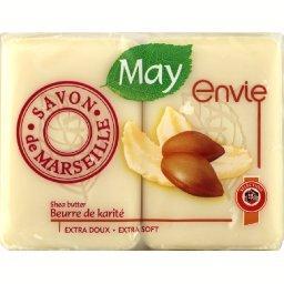 Savon de Marseille au beurre de karité