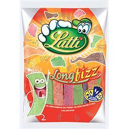 Lutti Bonbons Longfizz goût fruités et cola