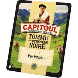 Fromage Tomme noire des Pyrénées