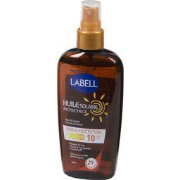 Huile solaire protectrice faible protection FPS 10