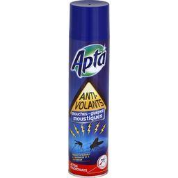 Insecticide anti-volants, moustiques/mouches/guêpes