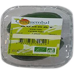 Croquembal Avocat bio Le sachet de 500 gr