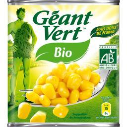 Maïs doux en grains BIO