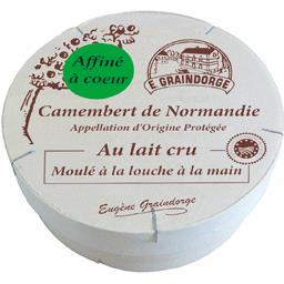 Camembert de Normandie au lait cru AOP