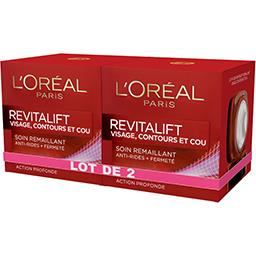 L'Oréal L'Oréal Revitalift - Soin remaillant anti-rides + fermeté, v...