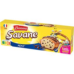 Savane - Gâteaux Pépit'