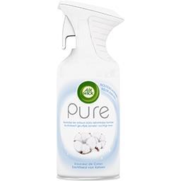 Air Wick Pure - Désodorisant Douceur de Coton