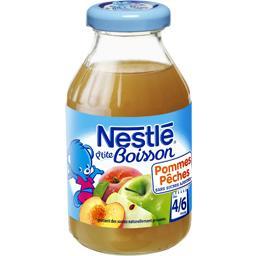 P'tite Boisson - Boisson pommes pêches sans sucres a...