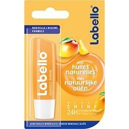 Soin de lèvres aux huiles naturelles Mango Shine