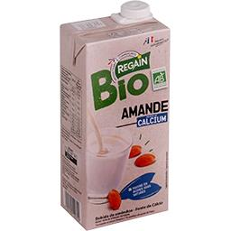 Lait d'amande source de calcium BIO