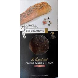 L'Epatant Pavé de Saumon mi-cuit aux épices