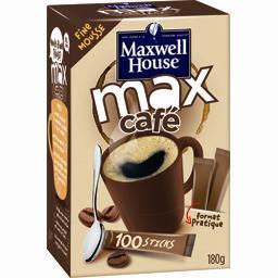 Max - Sticks de café
