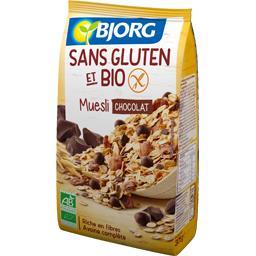 Muesli chocolat sans gluten BIO