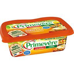 Margarine tartine et cuisson